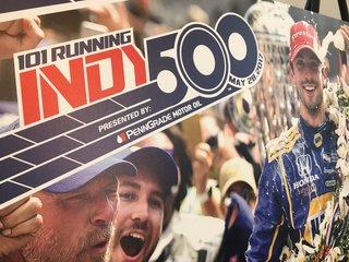Indy 500 ticket design revealed