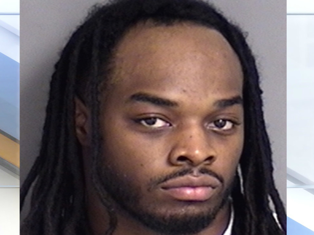 Former Alabama running back Trent Richardson charged with domestic violence