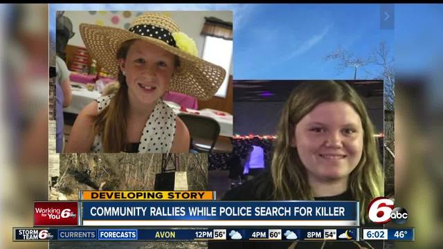 2 bodies found in IN are missing girls