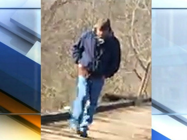 See somebody walking near Delphi? Call police