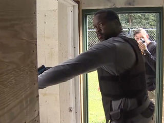 Colts player using offseason to train with SWAT