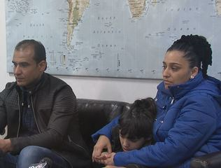 Syrian family hopes to call Indianapolis home