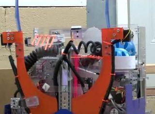 Homeschooled robotics team competes to win
