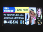 Report Delphi tips to police, not social media