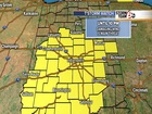ALERT: Severe thunderstom watch issued