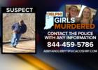 Reward increased to $96K in Delphi girls' murder