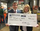 RTV6 donates $25,000 to School on Wheels