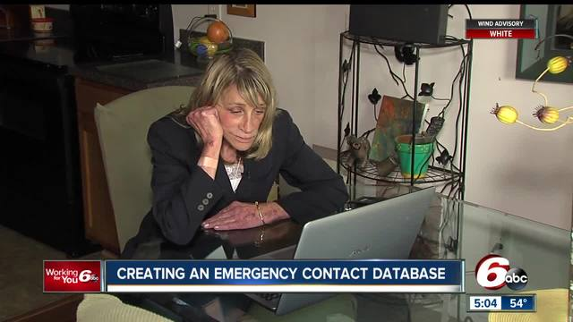bill to create emergency contact database heads to senate for