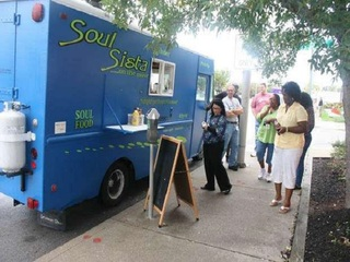 Food truck owners open pop-up restaurant