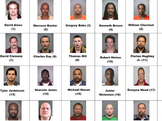 PICS: Wanted central Indiana sex offenders