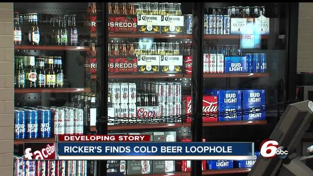 Cold beer licenses prompt heated reaction from lawmakers
