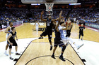 Butler falls to North Carolina 80-92
