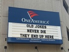 Downtown sign brings smiles one phrase at a time