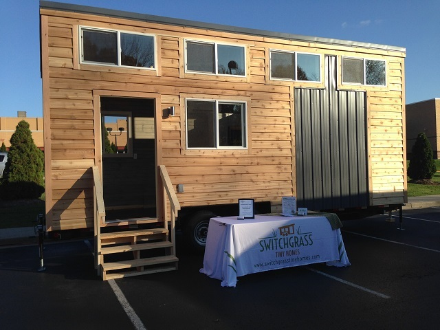 Zionsville entrepreneur creates Airbnb-like concept for tiny