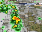 TIMELINE: Rain chances for Saturday