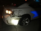 Trooper injured in hit-and-run crash on I-69