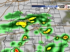 TIMELINE: Showers, storms possible later today