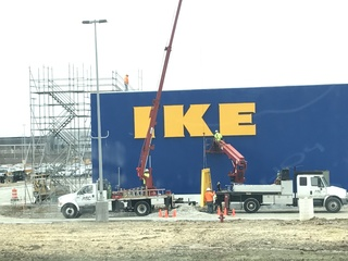 It's beginning to look a lot like IKEA