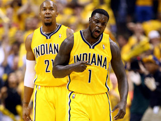 Report: Pacers trying to sign Lance Stephenson