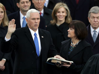 How Mike Pence proposed to his wife