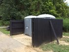 Two porta potties stolen from Morgan Co. park