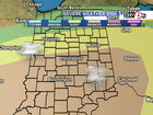 ALERT DAY: T'Storms developing possibly severe