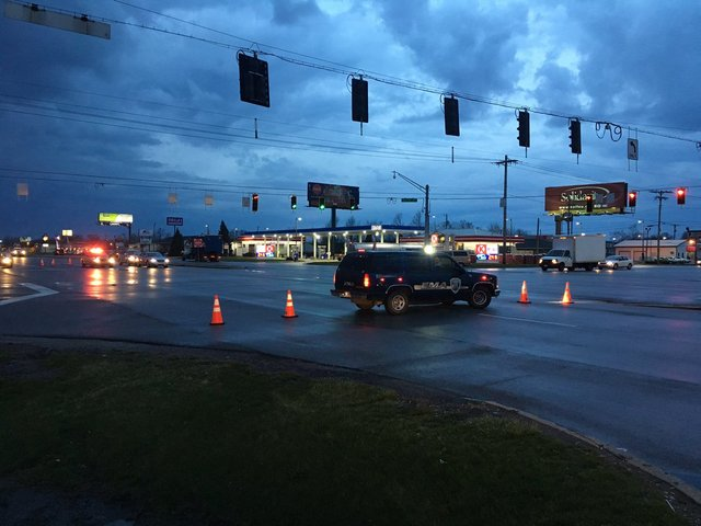 Pedestrian struck, killed in Kokomo