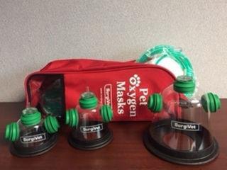 Noblesville gets donation for pet oxygen masks
