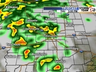 TIMELINE: Storms possible all day