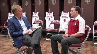 WATCH: One-on-one with IU coach Archie Miller