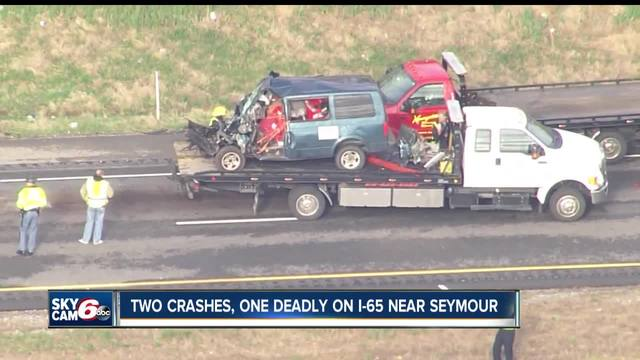 I-65 SB Near Seymour Reopens After Fatal Crash