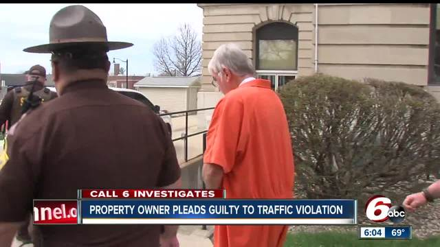 Delphi property owner pleads guilty to charges unrelated to teens