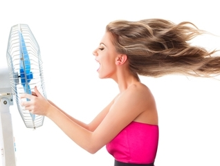 When spring cleaning, don't forget the fans