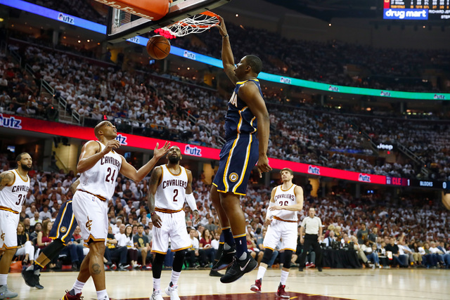 Cavs to face Pacers after dropping finale