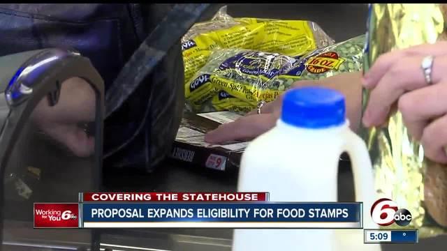 Food Stamp Eligibility Indiana