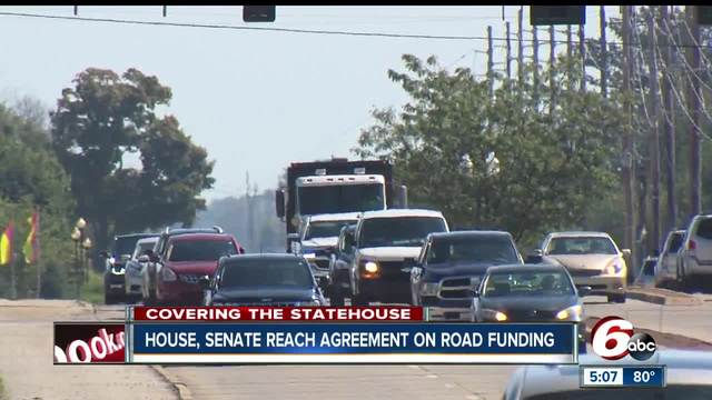 House- Senate reach agreement on road funding