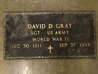 WWII veteran's grave marker found but no grave