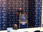 New Colts GM's workdays getting even busier
