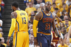 Pacers start strong but lose to Cavs, 119-111