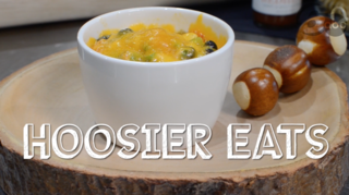 Hoosier Eats, Chicken Tortilla Dip