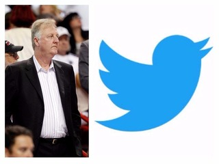 Twitter logo was named after Larry Bird, really