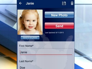 Child ID cards can help find missing kids faster