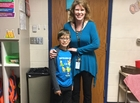 Fortville teacher saves choking 3rd-grader
