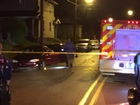 One person shot, killed in car on Indy's NW side