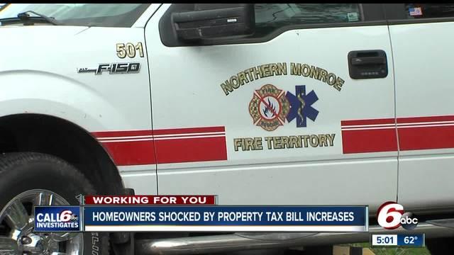 Property Tax App Monroe County