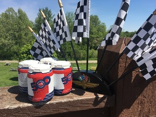 Crack open a can of wine at the Indy 500