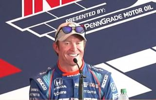 Scott Dixon wins pole for 101st Indy 500