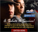 Nominate a service member in need of an A/C unit