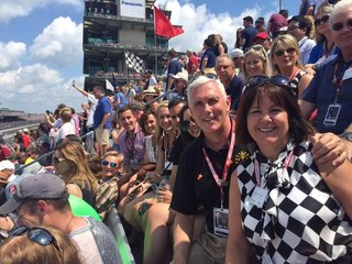 Vice President Mike Pence to attend Indy 500