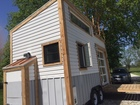 Tiny houses are available for rent in C. Ind.